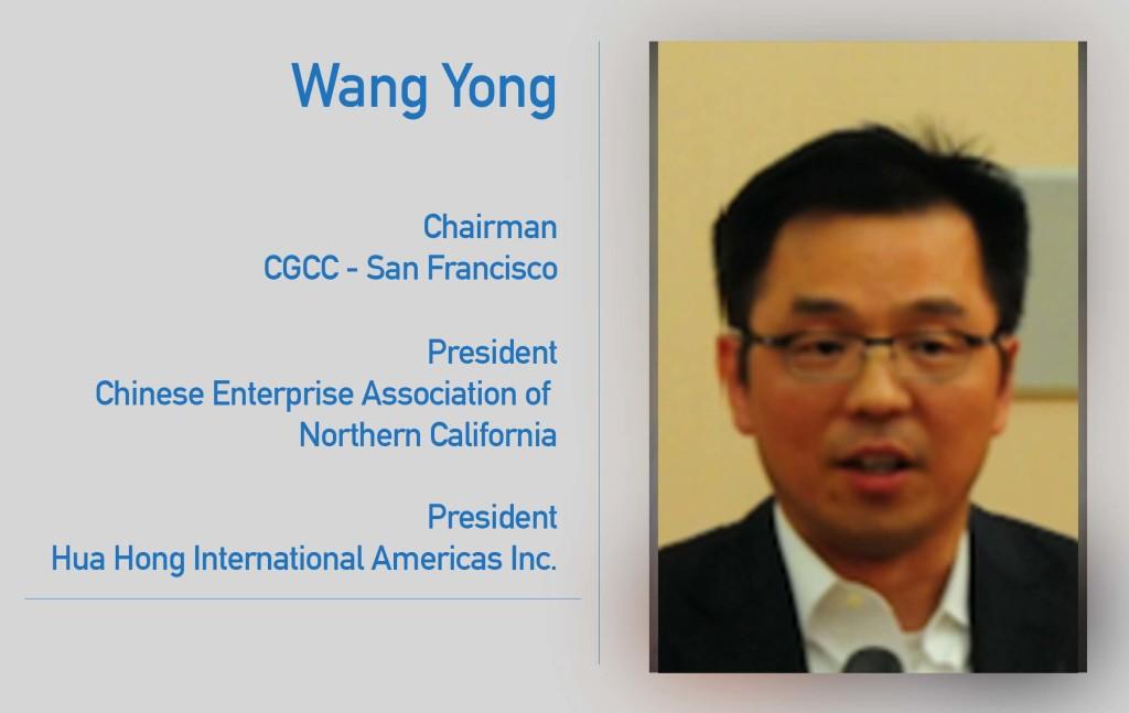Wang Yong Chapter