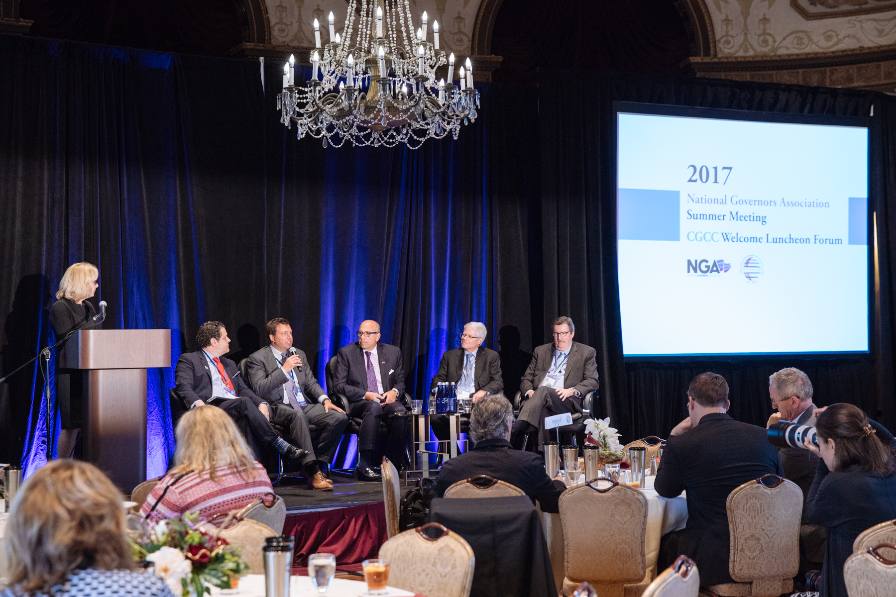 Executives panel